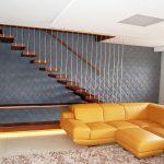 Doskonałe i nowoczesne schody drewniane